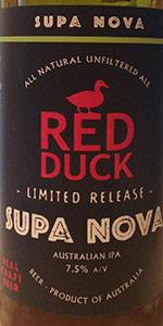 Red Duck Super Nova