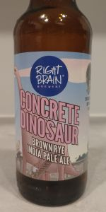 Concrete Dinosaur