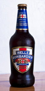 Wells Bombardier English Premium Ale