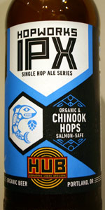 IPX Single Hop Series Chinook Hops