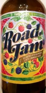 Road Jam Raspberry Wheat Ale
