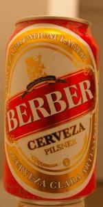 Berber Cerveza Clara (Pilsner)