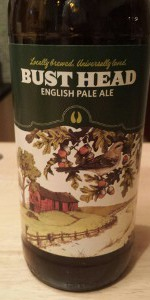 Bust Head English Pale Ale