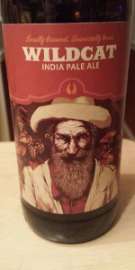 Wildcat India Pale Ale