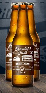 Brueders Thal Brown Ale