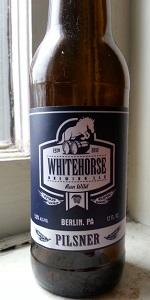 Whitehorse Pilsner