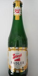 Stiegl Gaudi Radler Shandy (Lemon)