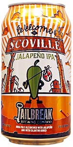 Welcome To Scoville Jalapeño IPA