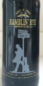 Ramblin' Rye