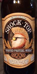 Shock Top Twisted Pretzel Wheat