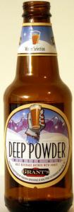 Bert Grant's Deep Powder Winter Ale