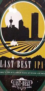 Last Best IPA