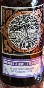 Farmer's Reserve Blackberry