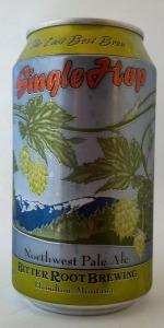 Single Hop Northwest Pale Ale (Columbus)