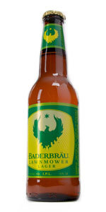 Baderbräu Lawnmower Lager