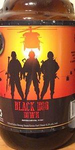 Black Hog Down