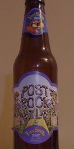 Post Rock Pilsner