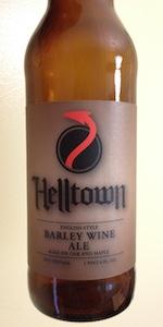 Barley Wine 2013