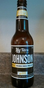 My Turn Series: Johnson