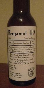 Bergamot IPA