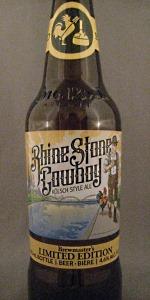 Big Rock Rhine Stone Cowboy
