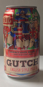 Gutch English Style Mild Ale