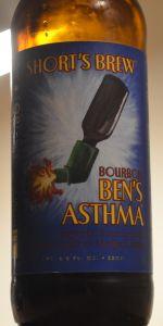 Bourbon Ben's Asthma