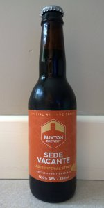 Sede Vacante Aged Imperial Stout