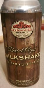 Rochester Mills Bourbon Barrel Aged Milkshake Stout