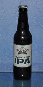 Dauntless | Solid Rock Brewing | BeerAdvocate