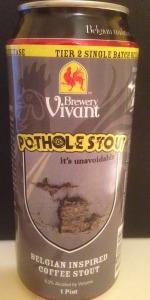 Pothole Stout