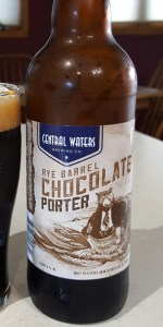 Rye Barrel Chocolate Porter
