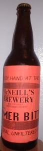 McNeill's Summer Bitter