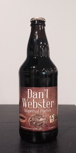 Cigar City / Hoppin' Frog Dan'l Webster