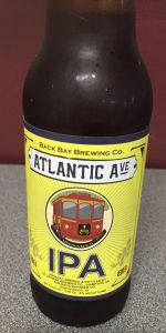 Atlantic Avenue IPA