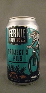 Project 9 Pils