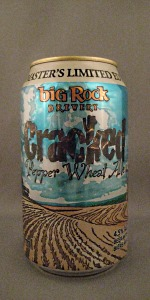 Big Rock Cracked Pepper Wheat Ale