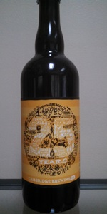 25th Anniversary Imperial Amber Ale