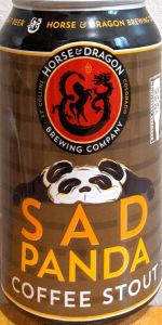 Sad Panda Coffee Stout