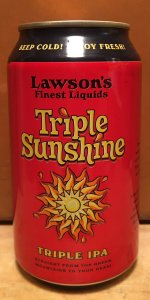 Triple Sunshine IPA