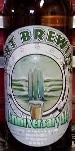 Anniversary Ale