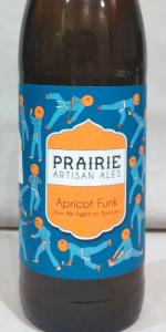 Prairie Apricot Funk
