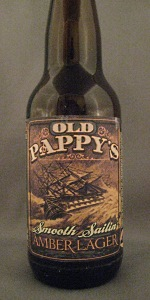 Old Pappy's Smooth Sailin' Amber Lager