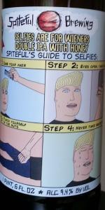 Selfies Are For Wieners