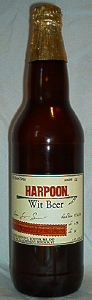 Harpoon 100 Barrel Series #02 - Wit Beer