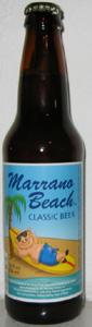 Marrano Beach Classic Beer