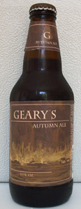 Geary's Autumn Ale