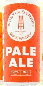 Patina Pale Ale