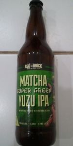 Matcha Super Green Yuzu IPA