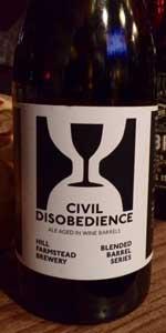 Civil Disobedience #10
